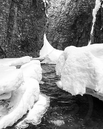 Snowy river  photo