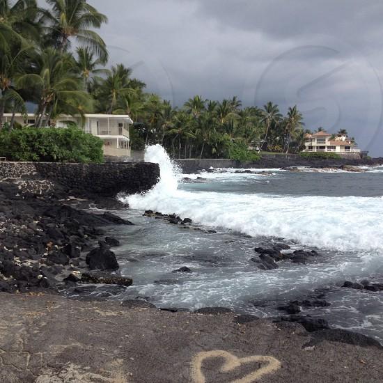 Kona Hawaii  photo