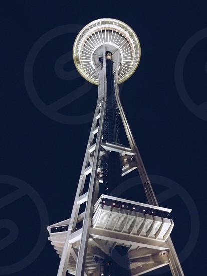 Seattle WA. Space Needle. photo
