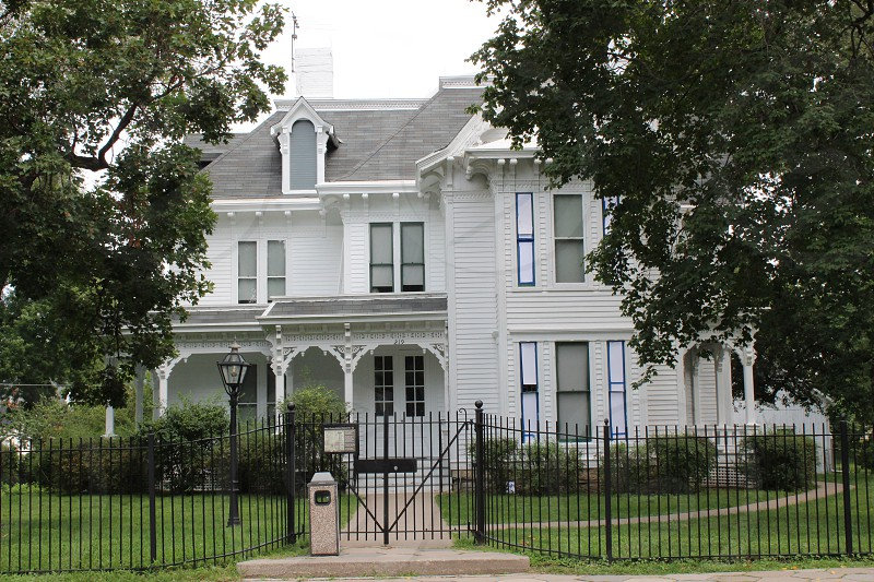 Harry S. Truman Home in Independence Missouri photo