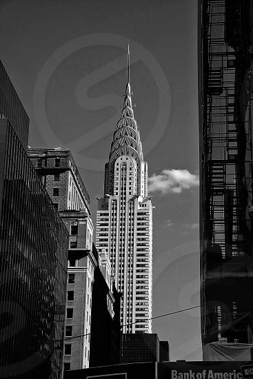 Chrysler buildingNew York photo