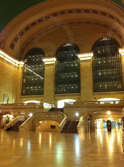 grand central. empty. part 2. photo