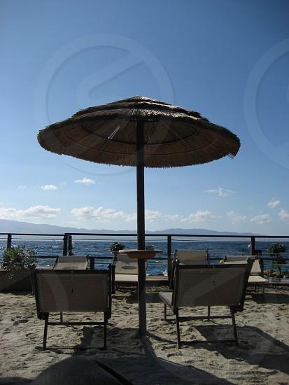 Italy calabria Beach Resort Sea photo