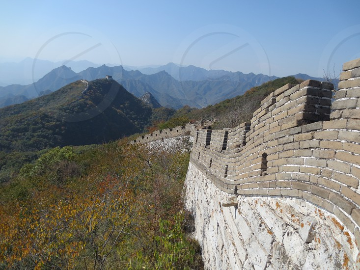 Great Wall of China Beijing photo