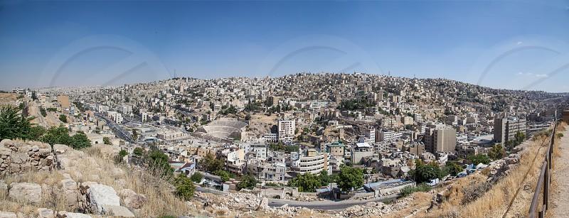 Amman view!!! photo