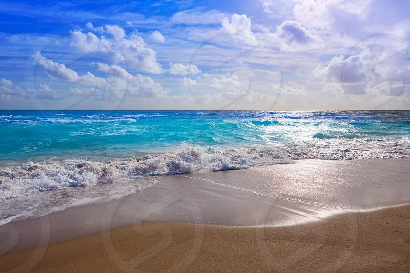 Singer Island beach at Palm Beach Florida in USA photo