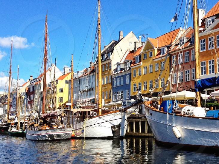 Copenhagen Denmark photo