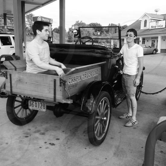 '23 Model T photo