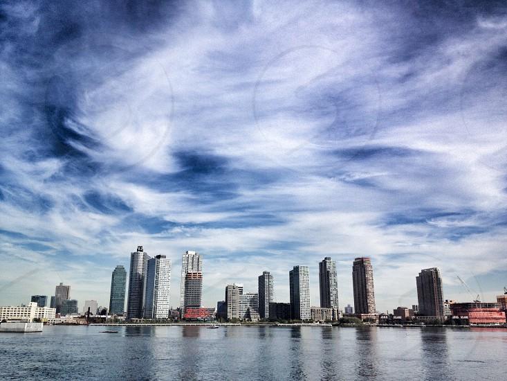 NY cityscape photo