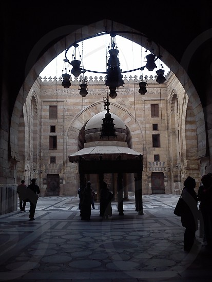 mosque  el moaz street  photo