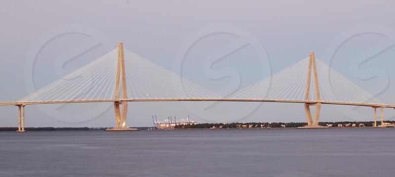 Arthur Ravenel Jr. Bridge Charleston South Carolina photo