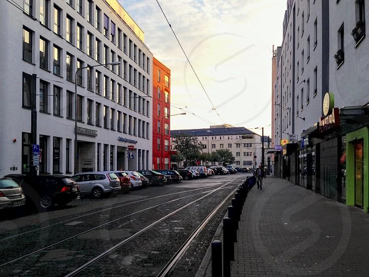 Frankfurt's street photo