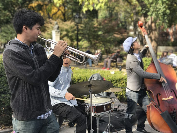 Music street outdoors  photo