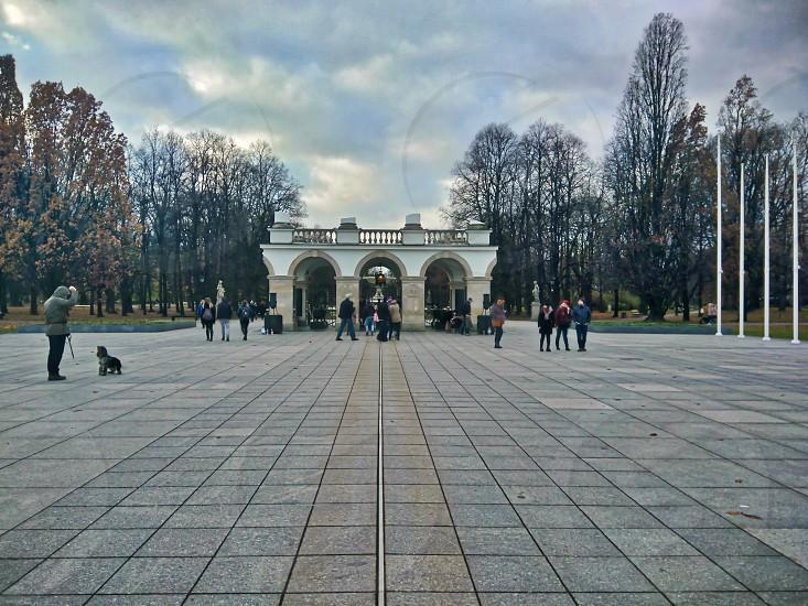 Unnamed Solder Grave Warsaw.  photo