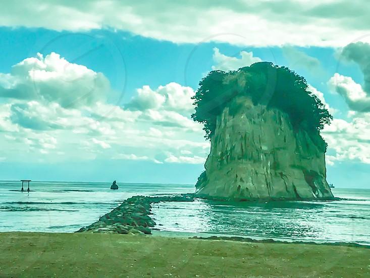 見附島 photo