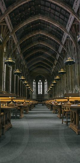 University of Washington- Suzzalo Library  photo