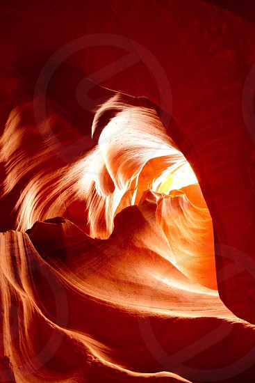 Antelope Canyon Heart photo