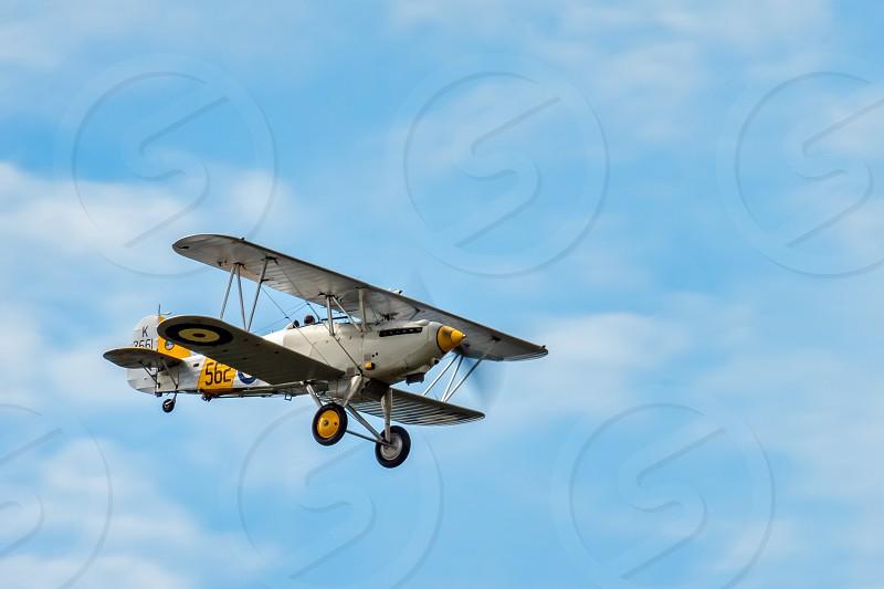 Hawker Nimrod Aerial Display Biggin Hill Airshow photo
