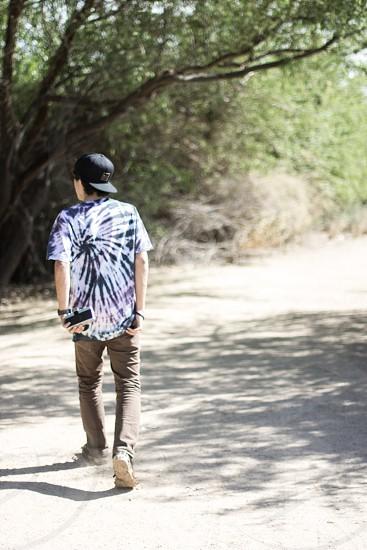 Wanderer. photo