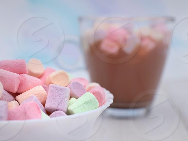 Marshmallows  photo