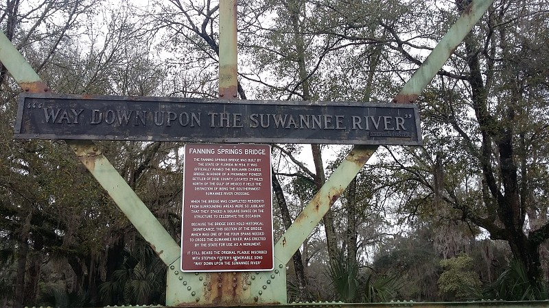 Way down upon the Suwannee River photo