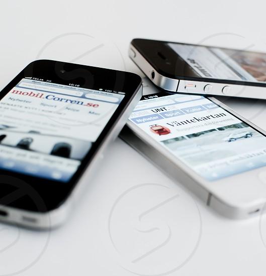 iPhones photo