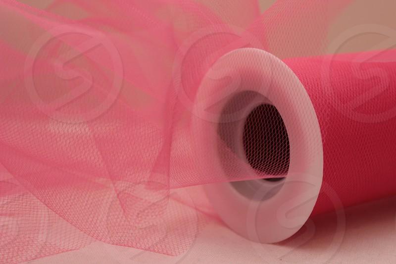 Pink blur photo