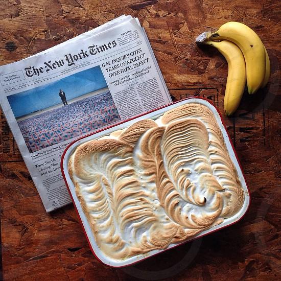 banana pudding dessert banana pudding photo