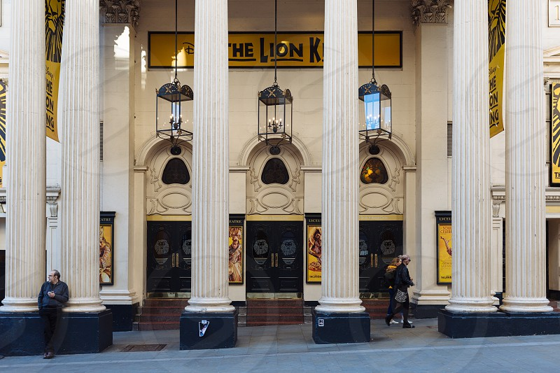 Lyceum Theatre London Westend photo