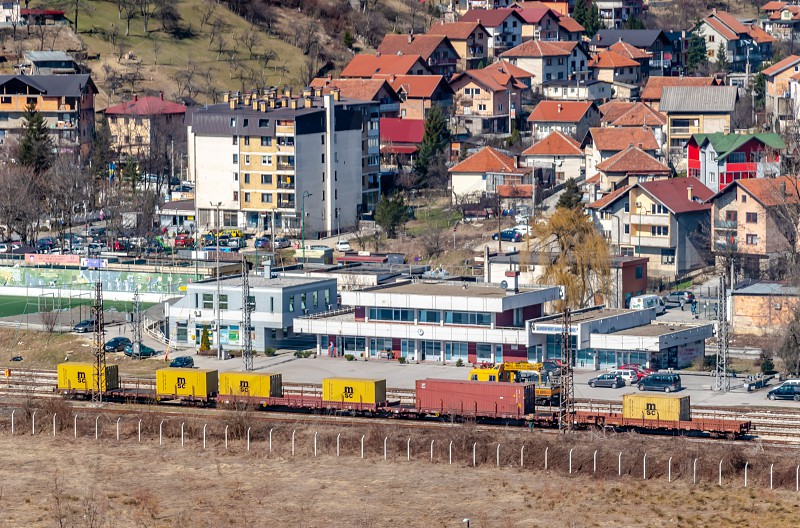 Rail Cargo Wagons photo