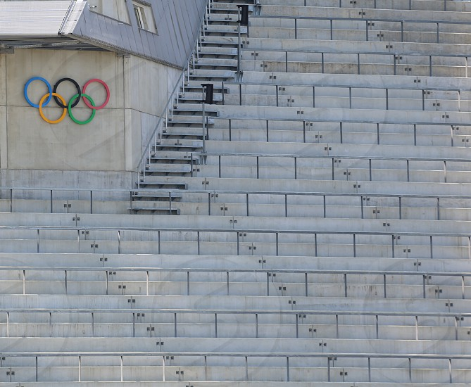 Olympic Stadium Oslo Norway photo