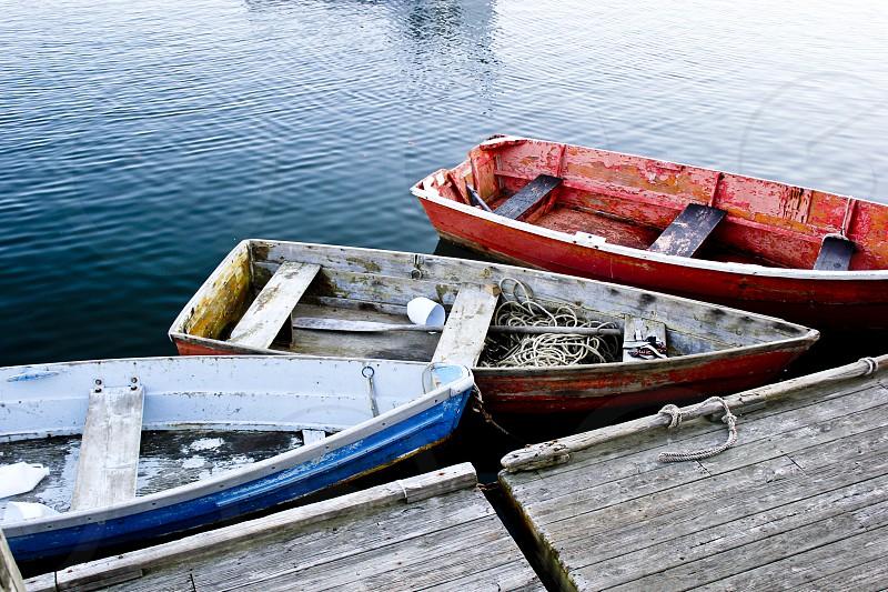 Rowboats photo