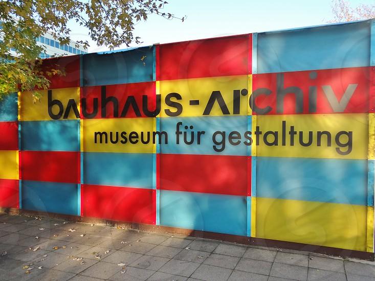 Bauhaus Archive - Berlin Germany photo