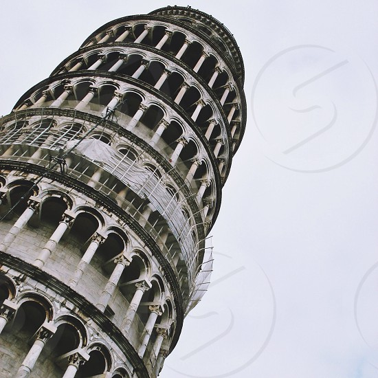 Leaning Tower of Pisa Italy photo