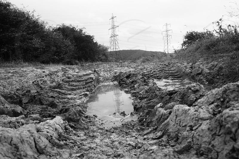 Frodsham marshes UK  photo