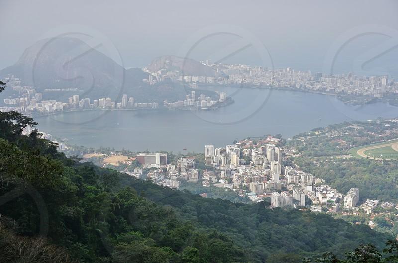 Vista Chinesa - Rio de Janeiro Brazil photo