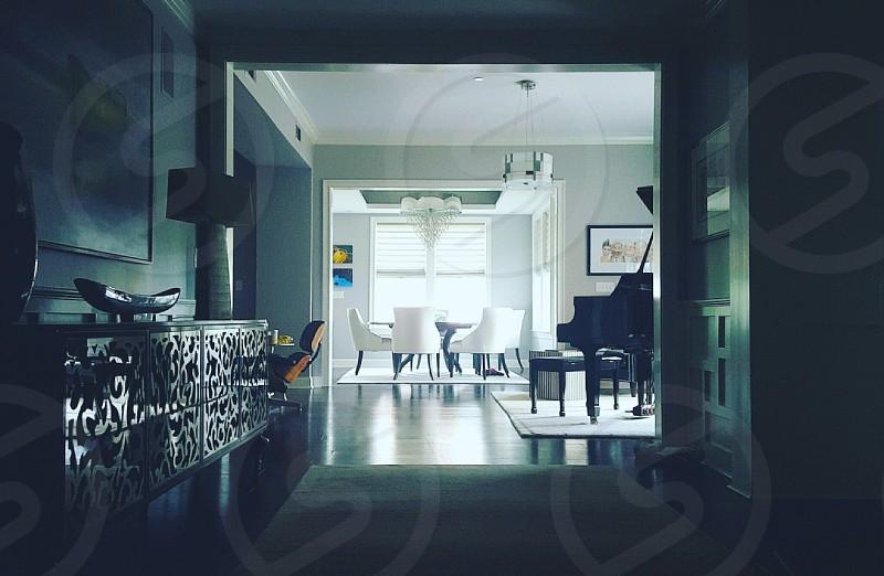 #living #house #lighting photo