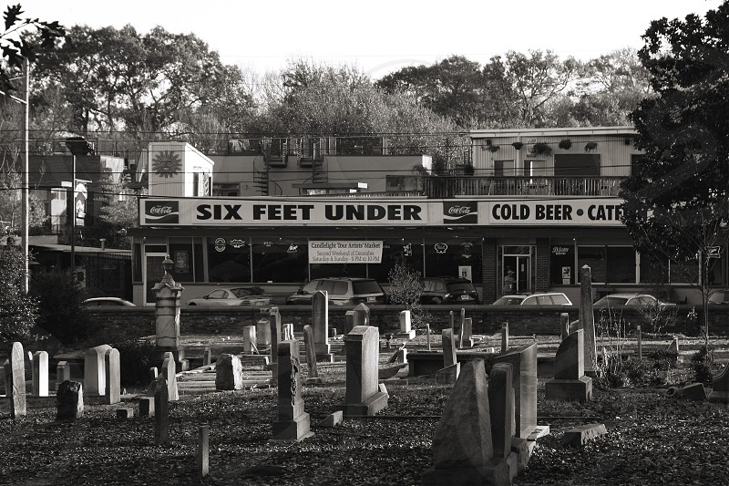 Six Feet Under Coldest Beer in Atlanta photo
