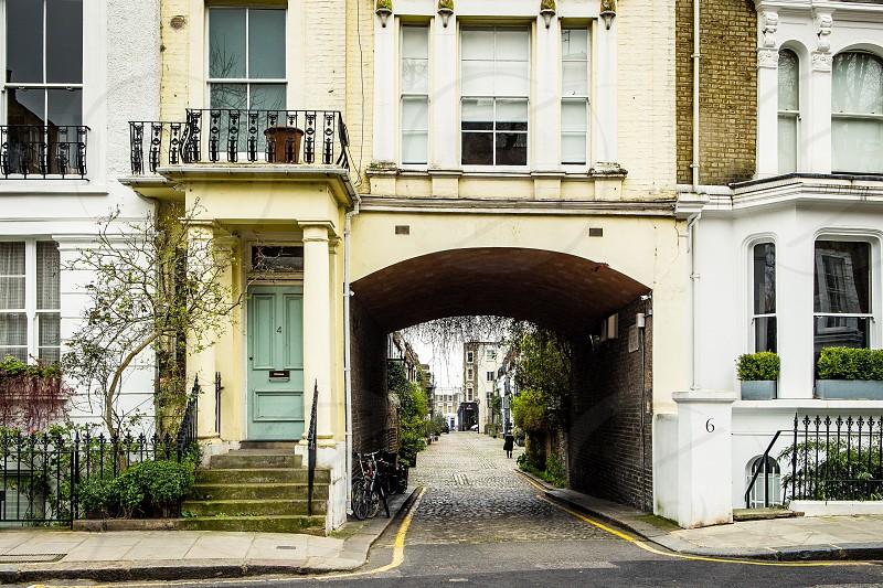 St. Luke's Mews Notting Hill London photo