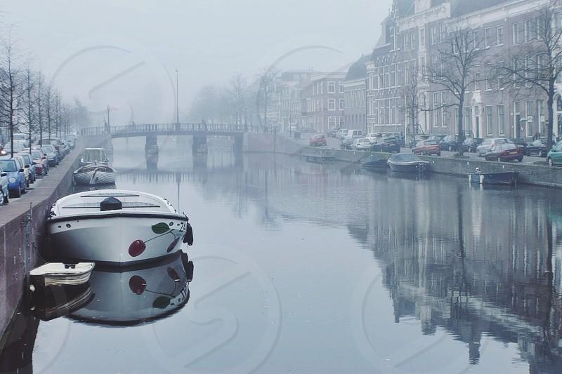 Haarlem fog photo
