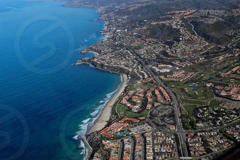 Aerial photo drone photo