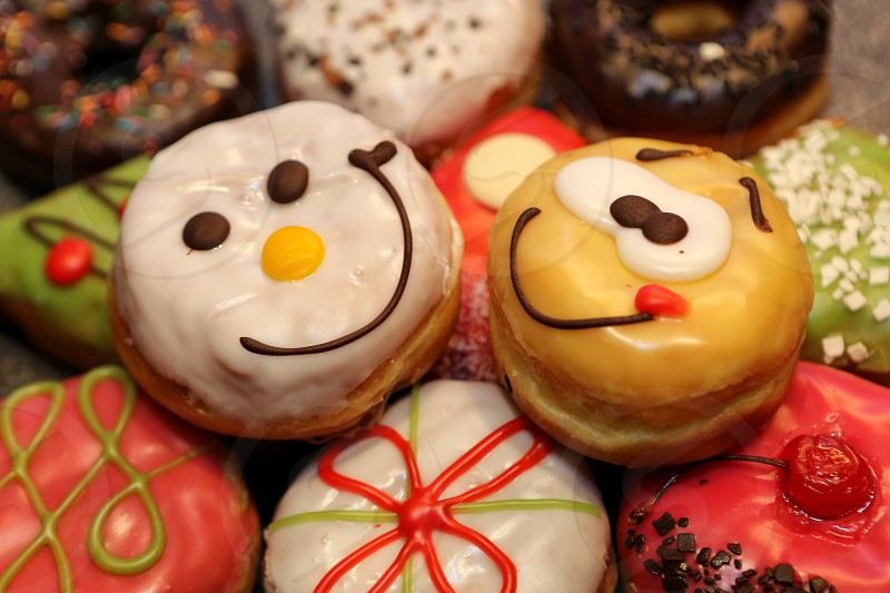 Give thanks happiness smiling present yummy  photo