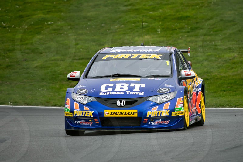 Touring Car Championship Race March 2014 photo