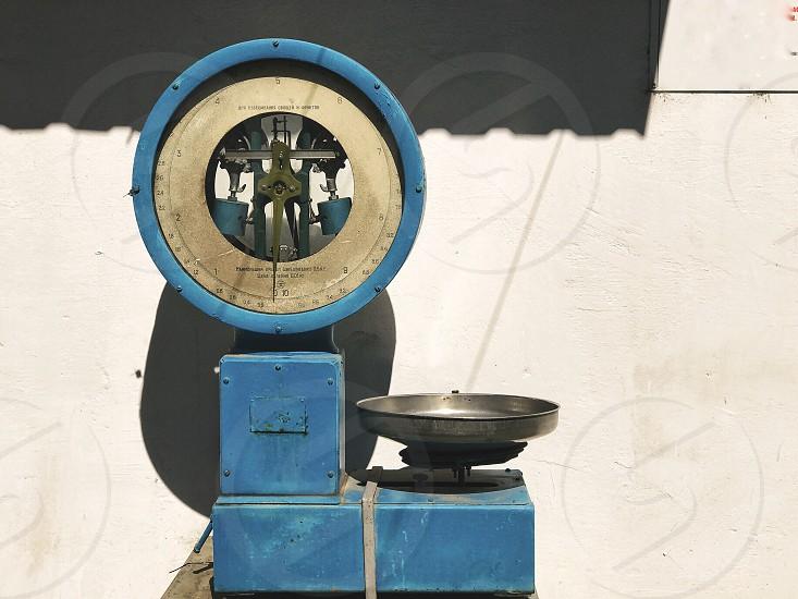 Weighing scale Sovietmarket  photo