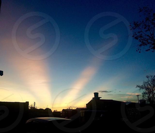Atardecer sunset photo