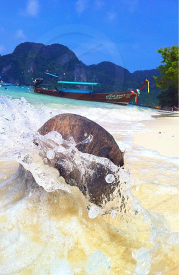 Phi phi in Thailand  photo