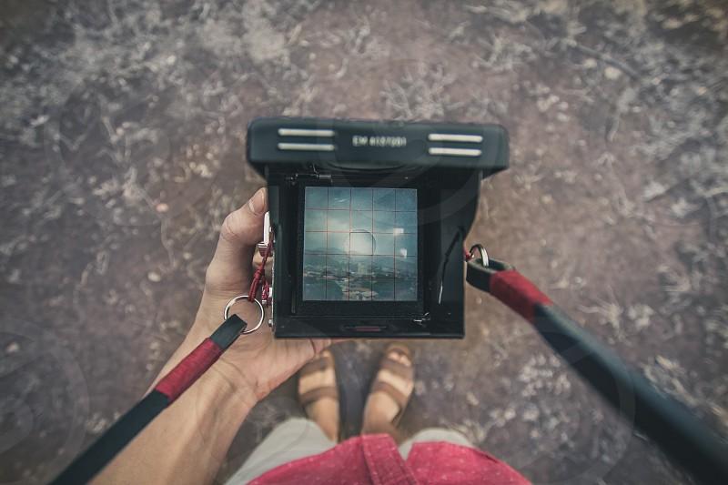 Viewfinder Film Camera photo