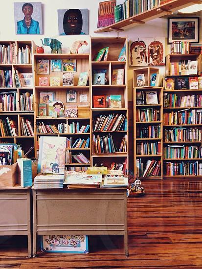 San Francisco Bookstore photo