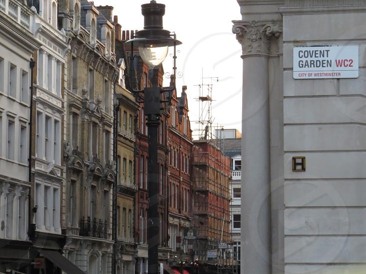 Covent Gardens London                   photo