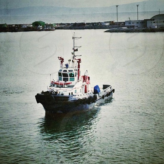 Tug boat photo